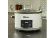 Crock Pot Duraceramic Sauté Slow Cooker 5L