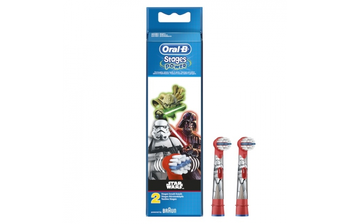 ORAL-B Stages Power opzetborstels