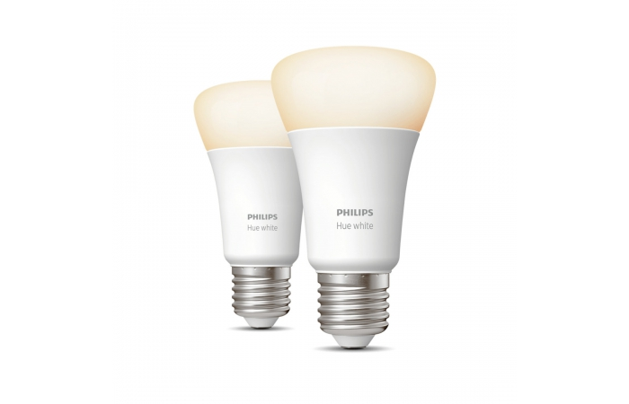 Philips Hue Wit 2-Pack E27