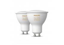Philips Hue Wit Ambiance 2-Pack GU10