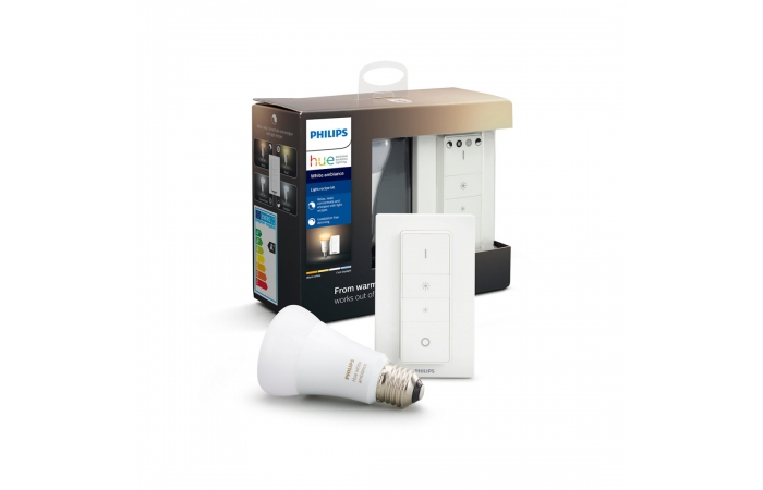 Philips Hue Wit Ambiance Light Recipe Kit E27