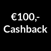 €100,- Cashback op Excellence wasmachines