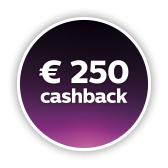 Tot €500 retour op en Philips tv!